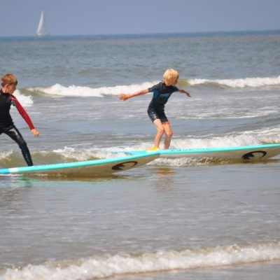 surfles noord holland